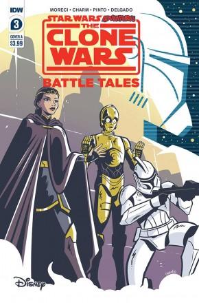 STAR WARS ADVENTURES CLONE WARS #3