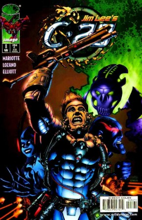 C-23 by Jim Lee #8 (Cover A)