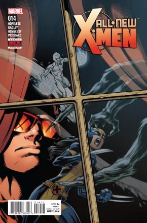 ALL NEW X-MEN VOLUME 2 #14
