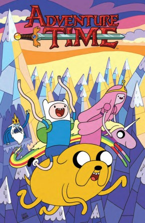 ADVENTURE TIME VOLUME 10 GRAPHIC NOVEL