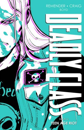 DEADLY CLASS DELUXE EDITION VOLUME 3 HARDCOVER