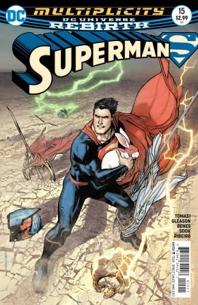 SUPERMAN VOLUME 5 #15