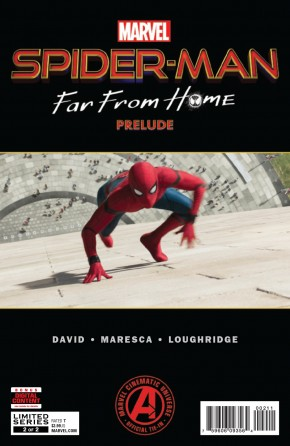 SPIDER-MAN FAR FROM HOME PRELUDE #2