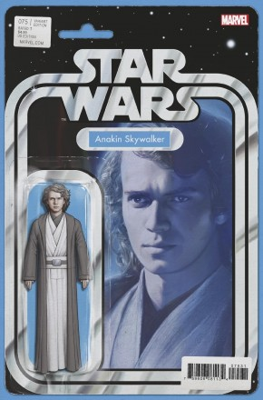 STAR WARS #75 (2015 SERIES) CHRISTOPHER ACTION FIGURE VARIANT