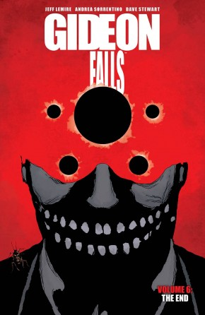 GIDEON FALLS VOLUME 6 THE END GRAPHIC NOVEL