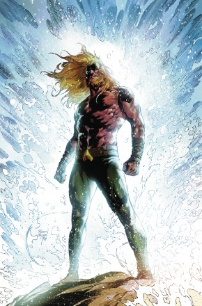 AQUAMAN VOLUME 1 UNSPOKEN WATER GRAPHIC NOVEL