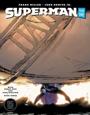 SUPERMAN YEAR ONE #3 ROMITA COVER