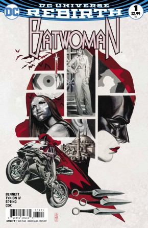BATWOMAN #1 (2017 SERIES) VARIANT EDITION