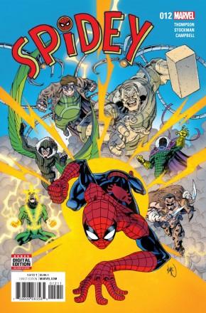 SPIDEY #12 (2015 SERIES)