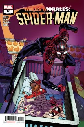 MILES MORALES SPIDER-MAN #16