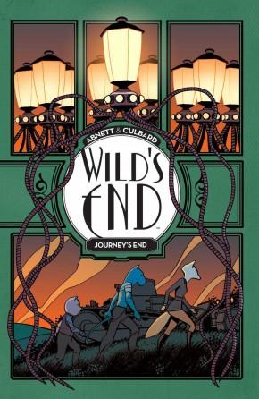 WILDS END VOLUME 3 JOURNEYS END GRAPHIC NOVEL