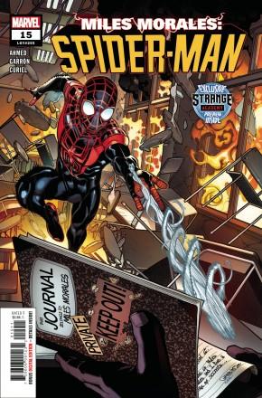 MILES MORALES SPIDER-MAN #15 (2018 SERIES)