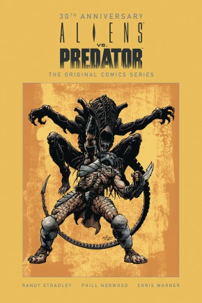 ALIENS VS PREDATOR 30TH ANNIVERSARY ORIGINAL COMIC SERIES HARDCOVER