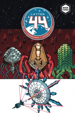 LETTER 44 VOLUME 3 DELUXE EDITION HARDCOVER