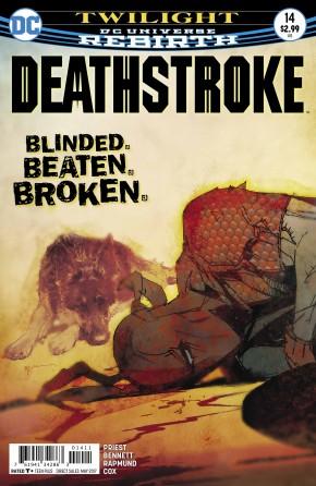 DEATHSTROKE #14 (2016 SERIES)