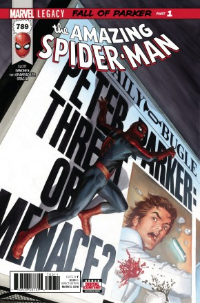 AMAZING SPIDER-MAN #789 (2015 SERIES) LEGACY
