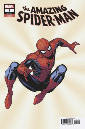 AMAZING SPIDER-MAN #1 (2018 SERIES) CHEUNG VARIANT