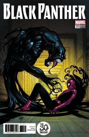 BLACK PANTHER #172 (2016 SERIES) FERRY VENOM 30TH VARIANT