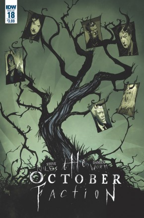 OCTOBER FACTION #18