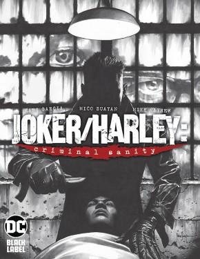JOKER HARLEY CRIMINAL SANITY #1 SUAYAN VARIANT