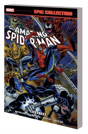 AMAZING SPIDER-MAN EPIC COLLECTION LIFETHEFT GRAPHIC NOVEL