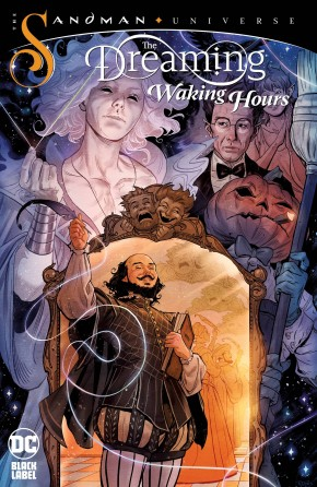 DREAMING WAKING HOURS GRAPHIC NOVEL