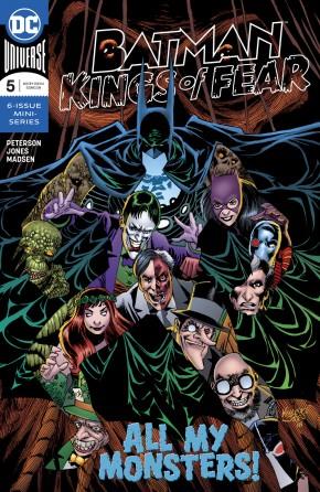 BATMAN KINGS OF FEAR #5
