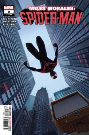 MILES MORALES SPIDER-MAN #9 (2018 SERIES)