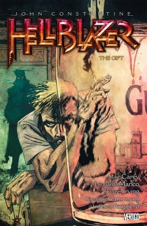 HELLBLAZER VOLUME 18 THE GIFT GRAPHIC NOVEL