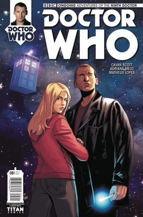 DOCTOR WHO 9TH #8 (2016 SERIES)