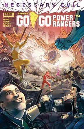 GO GO POWER RANGERS #24
