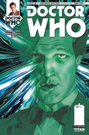 DOCTOR WHO 11TH YEAR TWO #13