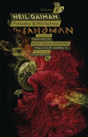 SANDMAN VOLUME 1 PRELUDES AND NOCTURNES 30 ANNIVERSARY EDITION GRAPHIC NOVEL