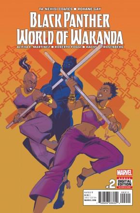 BLACK PANTHER WORLD OF WAKANDA #2