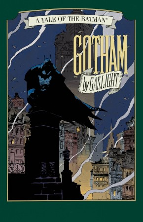 BATMAN GOTHAM BY GASLIGHT DELUXE EDITION HARDCOVER