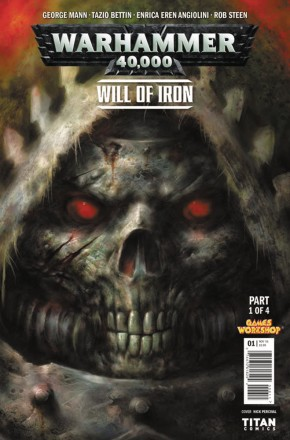 WARHAMMER 40000 WILL OF IRON #1 (COVER E)