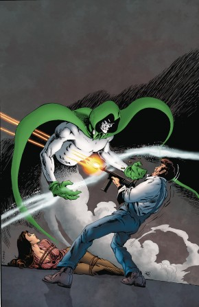 SPECTRE THE WRATH OF THE SPECTRE OMNIBUS HARDCOVER