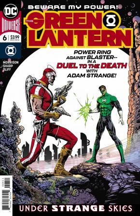 GREEN LANTERN #6 (2018 SERIES)