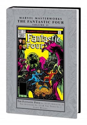 MARVEL MASTERWORKS FANTASTIC FOUR VOLUME 23 HARDCOVER