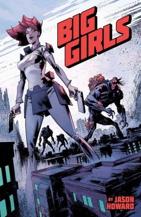 BIG GIRLS VOLUME 1 GRAPHIC NOVEL