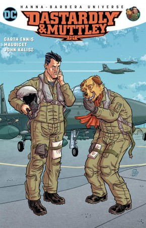 DASTARDLY AND MUTTLEY GRAPHIC NOVEL