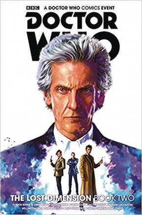 DOCTOR WHO LOST DIMENSION VOLUME 2 GRAPHIC NOVEL