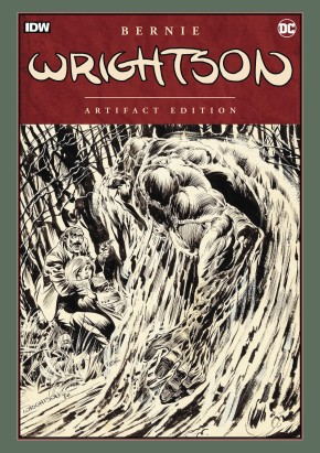 BERNIE WRIGHTSON ARTIFACT EDITION HARDCOVER COVER A