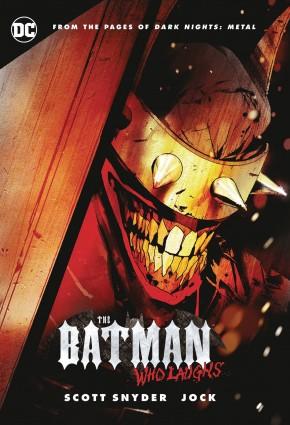 BATMAN WHO LAUGHS GRAPHIC NOVEL