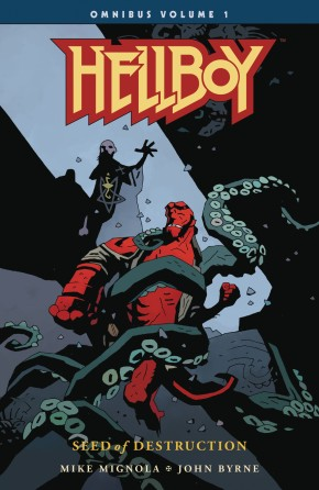 HELLBOY OMNIBUS VOLUME 1 SEED OF DESTRUCTION GRAPHIC NOVEL