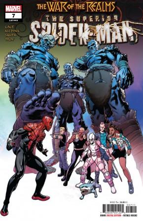 SUPERIOR SPIDER-MAN #7 (2018 SERIES)