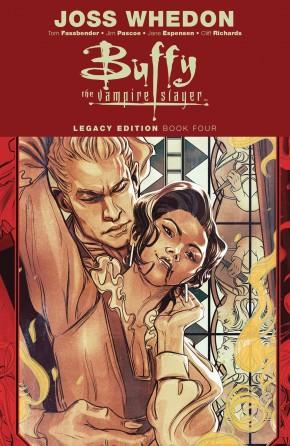 BUFFY THE VAMPIRE SLAYER LEGACY EDITION VOLUME 4 GRAPHIC NOVEL