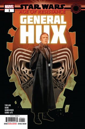 STAR WARS AGE OF RESISTANCE GENERAL HUX #1