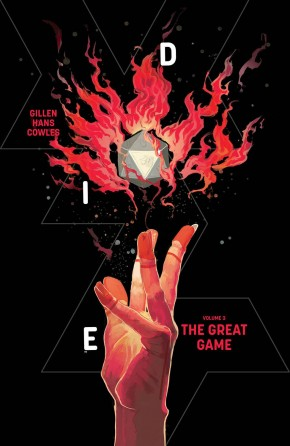 DIE VOLUME 3 THE GREAT GAME GRAPHIC NOVEL