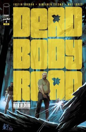 DEAD BODY ROAD BAD BLOOD #4